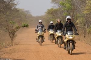 Motorcycle Safaris